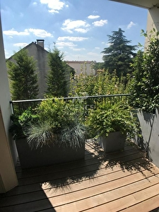 Photo n° 3 - VIROFLAY limite CHAVILLE - Appartement 4 pièces