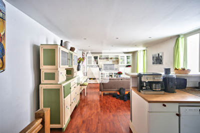 Photo n° 2 - SURESNES CARNOT-GAMBETTA - Appartement 5 pièces